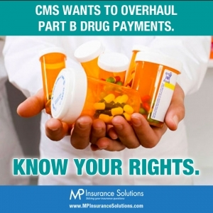CMS wants to overhaul PART B drug payments